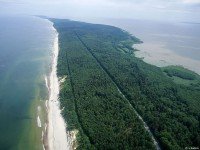 View of the Curonian Spit