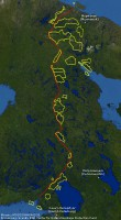The Green Belt of Fennoscandia