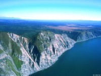 Primary landscapes of the Okhotsk Sea coast. The Koni peninsula